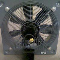 Ventilateur hélicoïde