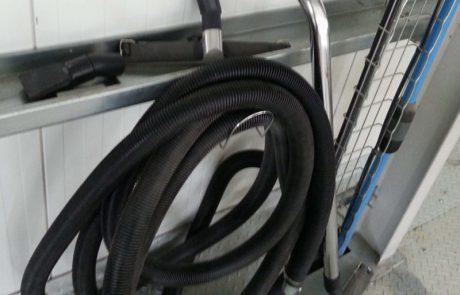 Maintenance d'équipements d'aspiration