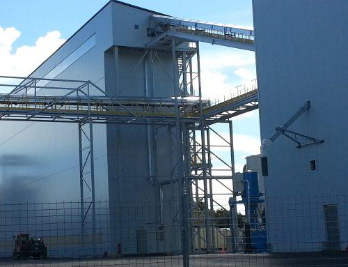 Aspiration centralisée de silos