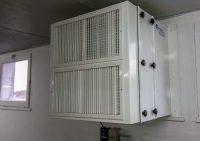 modulation filtration air avec grilles