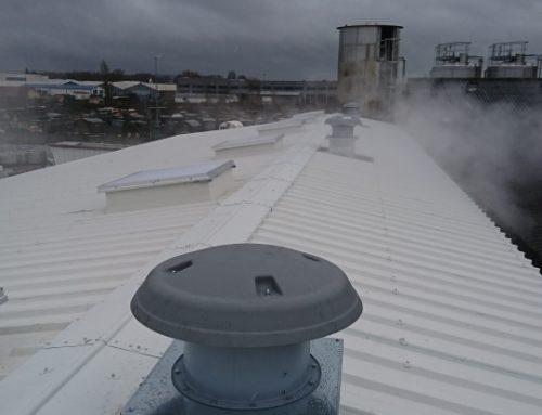 ventilation generale a TOULOUSE