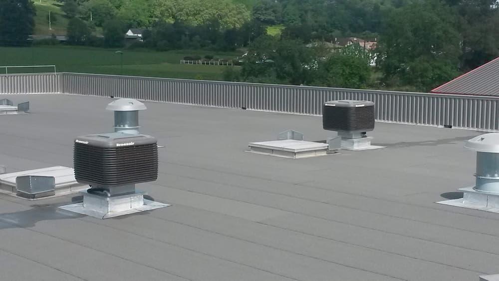 Climatiseurs à eau pour rafraichissement
