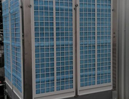 Rafraichisseur / climatiseur adiabatique